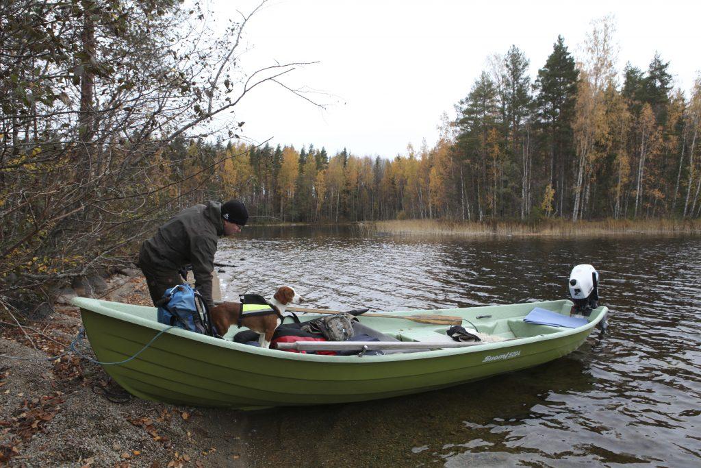 Metsästys uhkaa loppua Etelä-Savon valtionmailla